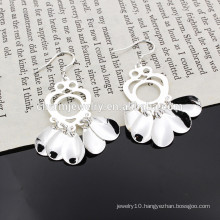 Car pollinators five Earrings Fancy design Earring for Women Insect shape plating earring for Dressing DS018