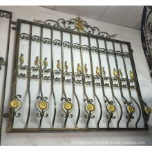 Дизайн декоративного декоративного кованого железа