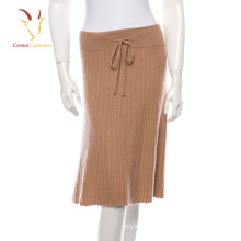 Fashion Lady Cashmere Skirt