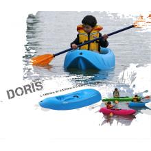 Kayak de plástico único para niños
