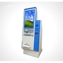 Kiosque de l'information / kiosque d'hôpital / kiosque de distributeur de carte