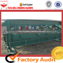 Shearing machine for color steel