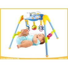 Baby Toys Gym Sets with 3 Rattles and Music for Baby
