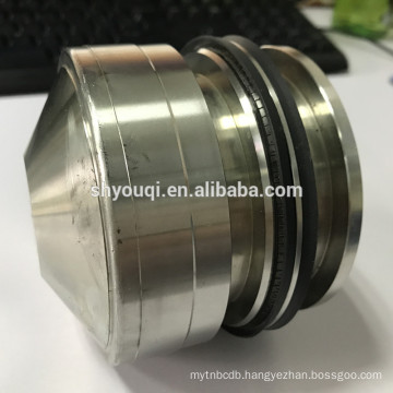 High quality spring energized seal for high temperature and erosion working