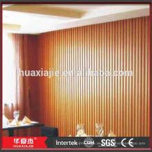 198mm x16mm WPC Dekorative Innenwandverkleidung