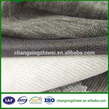 articles d'occasion chauds en interligne de tissu non-tissé de polyester de dinde