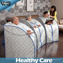 Terapia portátil al aire libre plegable de la sauna de la ducha del infrarrojo lejano