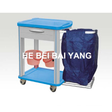 (B-109) Chariot de soins de beauté ABS