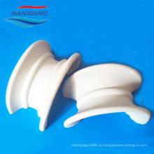 Керамическая случайная упаковка седла кольца для массообмена