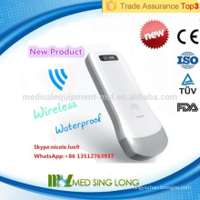 MSLPU31-I Ultrasound probe scanner /wireless ultrasound probe to pregnancy test