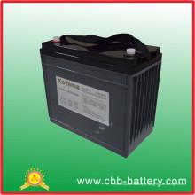 Batterie profonde de machine de plancher de cycle de Trojan 135ah 12V