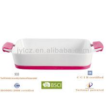 plato rectangular para asar