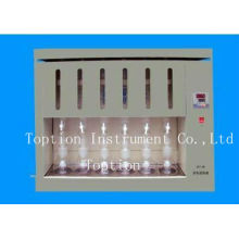 Soxhlet extractor /150ml*6 SXT-06 Lab equipment