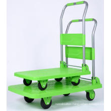 High Quality 4 Wheel Hand Trolley