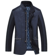 New Fashion Winter Business Men's Jacket,