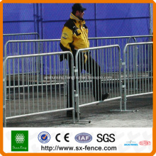 Portable Metal Crowd Control Barrier