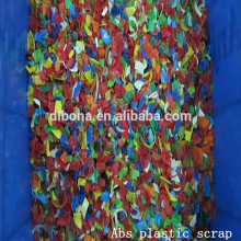 Manufacturer supply mixed color baled abs plastic scrap prices