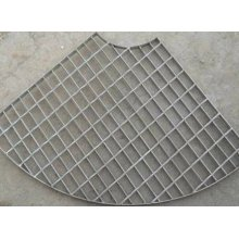 Special Shaped Assembly Compound Steel Grating