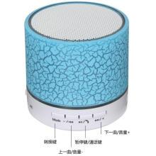 Articles de cadeau d'OEM Haut-parleur sans fil de Bluetooth LED