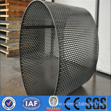 13.1mm Thick Perforated Metal Mesh