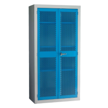 Mash Door Steel Storage Schrank