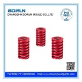 TM Medium load red coated JIS die springs