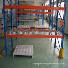 Estantes de alambre certificados del almacenamiento de acero inoxidable del almacén del CE