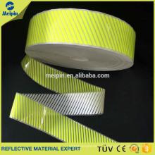 Película reflectante reflexiva del vinilo de la transferencia de calor reflexiva del corte por láser para la ropa
