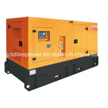 Низкий расход топлива Silent 200 кВт Deutz дизельный генератор