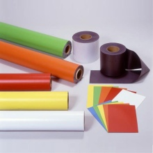 China for Rubber Magnet Colorful Roll Rubber Magnet with PVC supply to Antigua and Barbuda Exporter