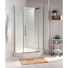 Best Price Easy Clean Simple Style Shower Cabin (P11)