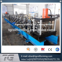 trade assurance popular hebei taigong Highway guardrail panel roll forming machine
