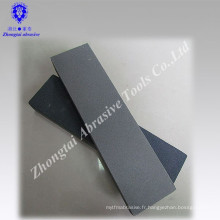 150 * 50 * 25mm d'oxyde d'aluminium sharping huile pierre