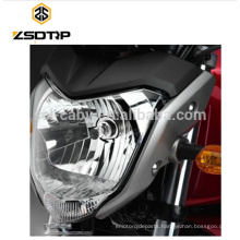 Red Black Blue Gray ABS Plastic Motorcycle Y.M.H FZ16 Headlight With Bulb Bracket For Yama ha FZ16 /YS150 / FZER150