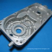 OEM precision aluminum die casting parts communication product with cnc machining