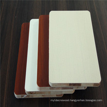 15-25mm discount high quality malacca block board core melamine plywood