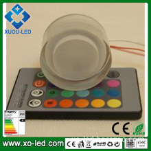 Acrylic Cover 3W RGB LED Ceiling Lights