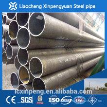 ASTM A53 / A106 Gr.B 16 pouces Sch40 STEEL tube stockiste et prix d'usine