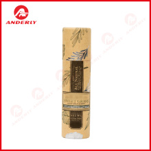 Custom Lip Balm High Quality Round Cardboard Packaging