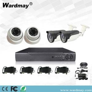 4chs 3.0MP Home Security DVR-Überwachungskits