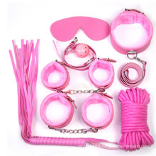 Adult Sm Sexy Product, Leather Sex Toys, Bondage Product Injo-Sm002