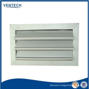 HVAC Systems Air Conditioning Wall Louver Aluminum Gravity Louver