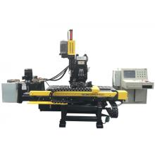 Joint Connection Steel Plates Punching dan Drilling Machine