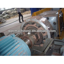 PPPE WPC granulating machine-can use recycled materials