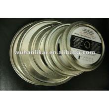 Disco abrasivo de diamante para vidrio, mármol, cerámica