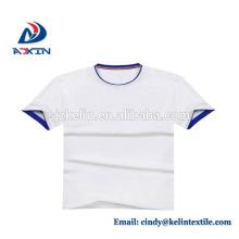 Meistverkauftes weißes modales Mann / Frauen-T-Shirt im Verkauf