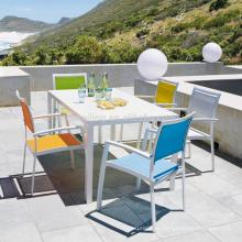 Обеденные столы и стулья для горячего питания