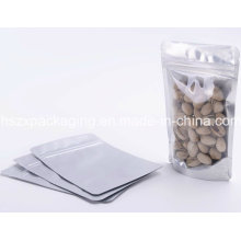 Plastic Dry Food Packaging Bag with Zipper