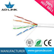 Pasa fluke OEM UTP ul cable de cable de alta calidad de la fábrica
