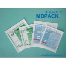 Papel de alta barrera a prueba de humedad / aluminio / plástico bolsa compleja médica